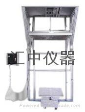 IPX1/2充電樁垂直滴水淋水試驗裝置