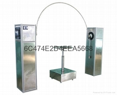 IPX3/4充电桩设备摆管淋雨试验机厂家