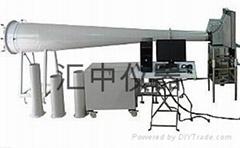 国标吸油烟机空气性能试验装置