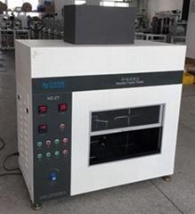 GB5169針焰試驗儀測溫銅塊試驗絹紙