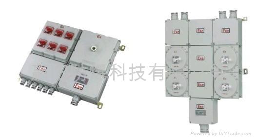 BXM(D)系列防爆照明(動力)配電箱 1
