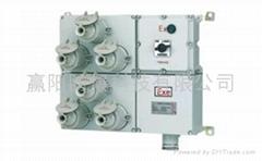 BXS系列防爆检修电源插座箱