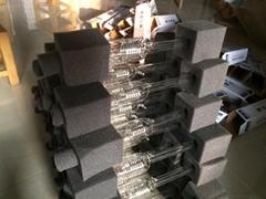 供應玻璃管防震內襯海綿