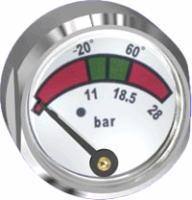 Pressure Gauge For Extinguisher