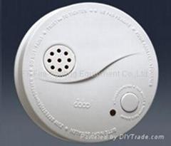 CE Photo Electronic Smoke Alarm