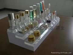 亚加力化妆品展示架