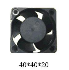 直流風扇4010 2