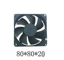 硬盤盒風扇8010 3