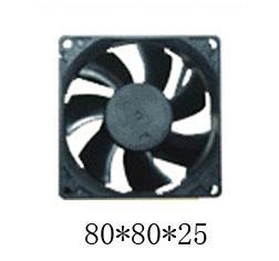 硬盤盒風扇8010 4