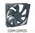 硬盤盒風扇8010 5