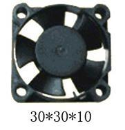 DVR內的直流風扇3006 2