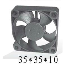 DVR內的直流風扇3006 3
