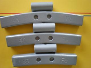 铁质卡钩平衡块 1