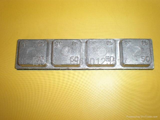 铅质粘贴平衡块 1
