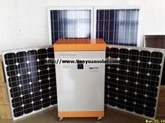 TY-085太陽能發電系統(市電互補)
