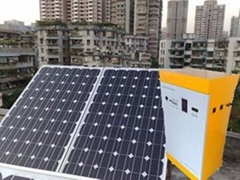 solar PV power system in china