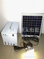 小型便携式太阳能发电系统