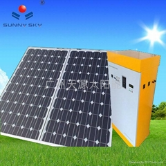 Household solar PV power system