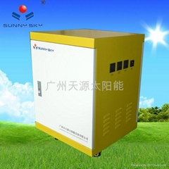 Guangzhou solar power system(complementary of electricity)