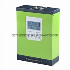 廣州天源太陽能12V24V/48V 光伏MPPT太陽能充電控制器 20A自動識別