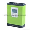 天源太阳能24V/48V铁壳MPPT太阳能充电控制器 50A自动识别