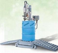 凯士200L液体称重灌装机|防爆灌装机