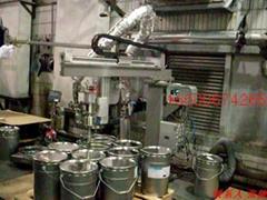 凯士自动多桶位定量灌装机|四桶灌装
