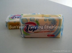 Top Sky translucent washing soap