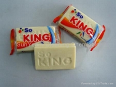 So King Economic White washing soap