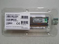 500662-B21 500205-071 501536-001 8GB (1x8GB) 2Rx4 DDR3 1333MHz PC3-10600 Registe
