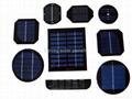 小型太陽能電池環氧樹脂單晶板