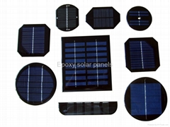 small mini  solar cell panel