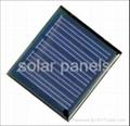 small mini  solar cell panel