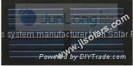 1V 200mA 小型太陽能電池滴膠板