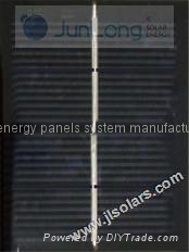 2V 250mA 0.5W customized solar power energy panels