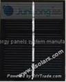 3V 170mA 0.5W 太陽能板參數價格費用