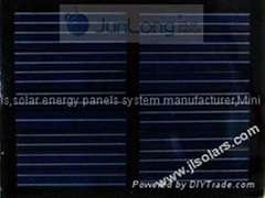 9V 30mA polycrystalline solar cell panel