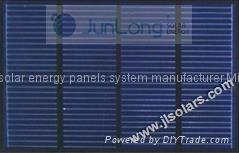 16V 48mA 0.75W small solar power system
