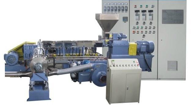 PVC pelleting machine 2