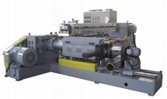 PVC pelleting machine
