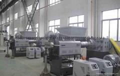 The laboratory granulating