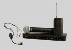SHRUE 舒爾BLX1288/PG30一手持一頭戴無線話筒