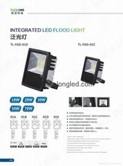 New cob led flood light,100W led flood light,led outdoor lighting 220V/110V/24V