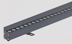 New model led linear light on promotion with structure waterproof