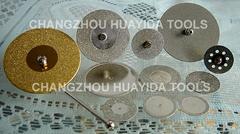 Diamond Mini-cutting Discs