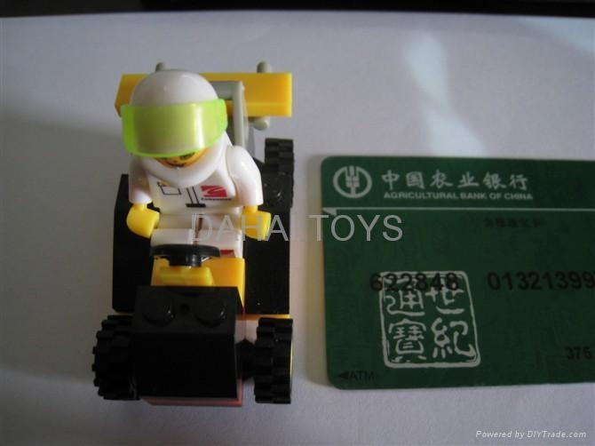 compatible to legol educational block toys, small size with very cheap price 3