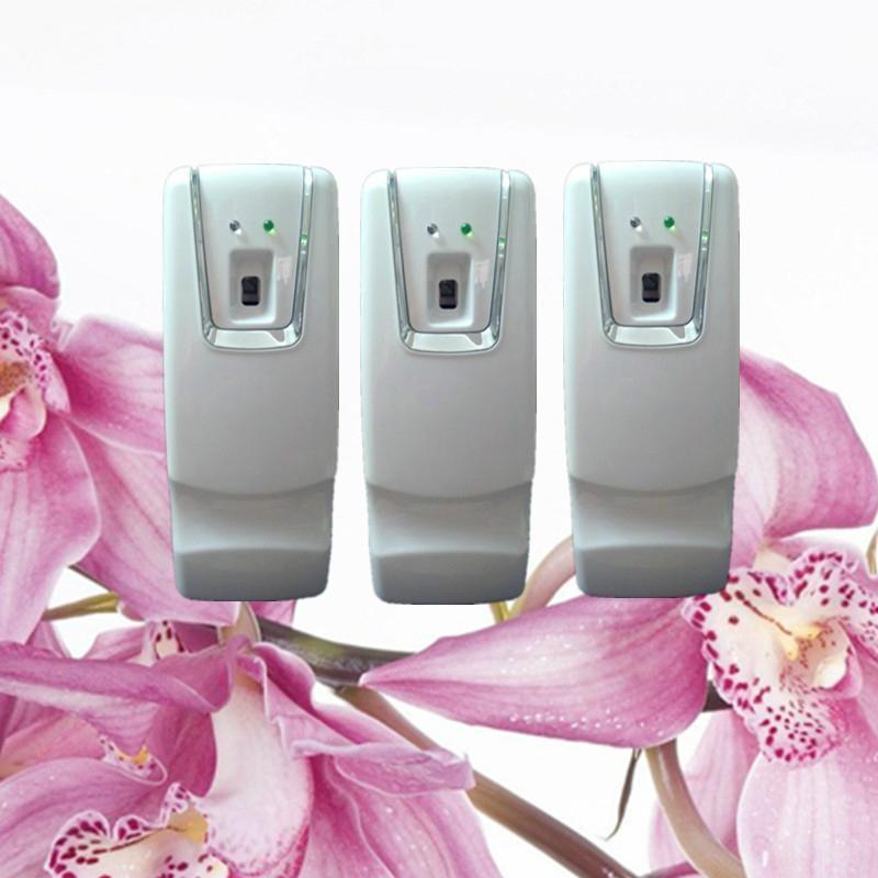 China Cheap Automatic Aerosol air freshener Dispenser 1