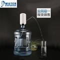 批發無線電動抽水器桶裝水壓水器純淨水上水器礦泉水抽水器充電式 1