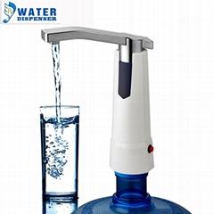 触碰款电动抽水器 桶装水抽水器生产商 批发抽水器