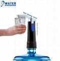 電動壓水器無線充電上水器桶裝水